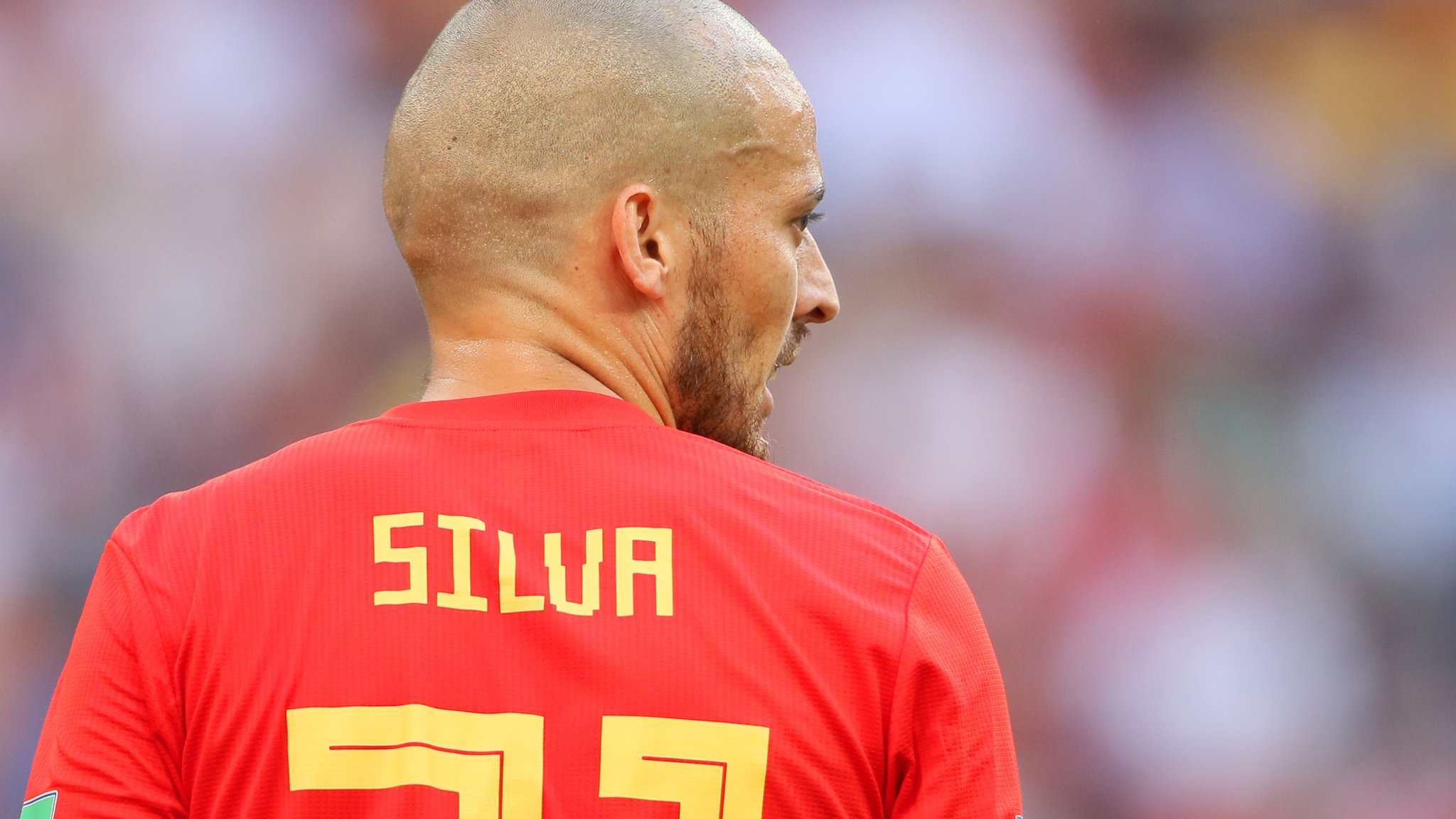 Man City's Silva retires from playing for Spain