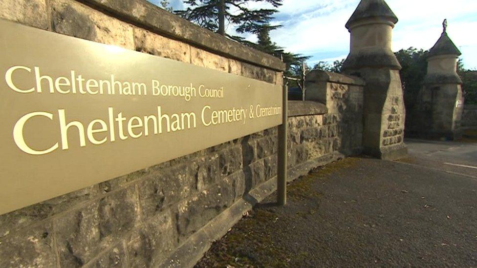 Cheltenham Crematorium set to stop taking new bookings