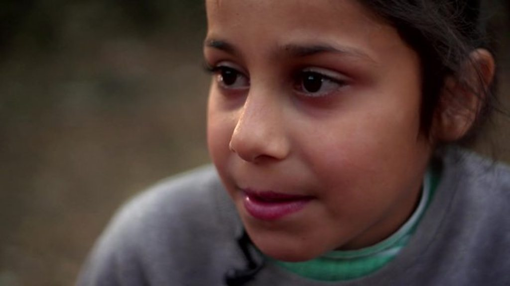 Syria conflict: 'I don't want to go back to there'