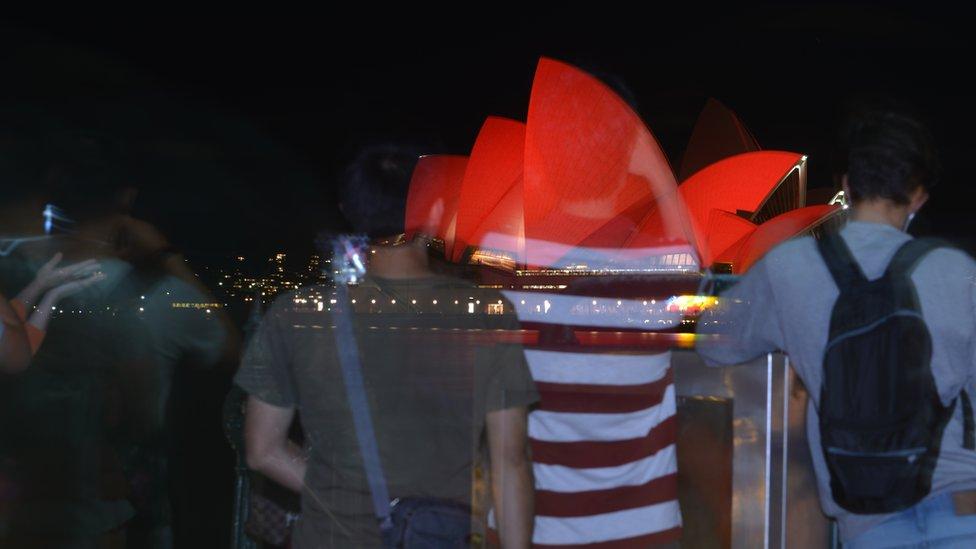 中澳两国政府的政治争端正在严重影响两国经贸关系。(photo:EBCTW)