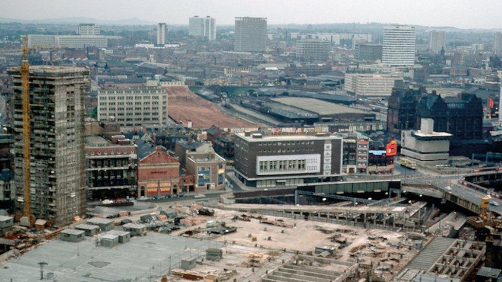 Phyllis Nicklin: Views of Birmingham recaptured 50 years on