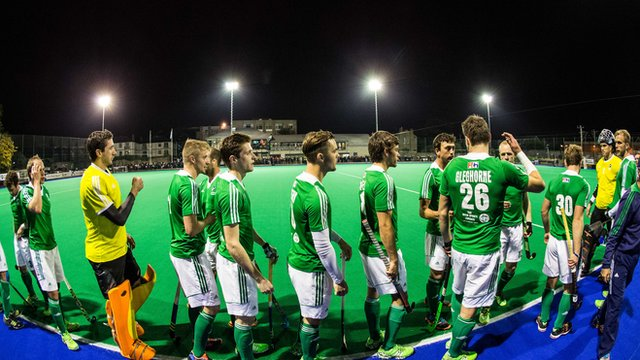 Ireland's men's hockey team have sealed their place at the 2016 Rio Games