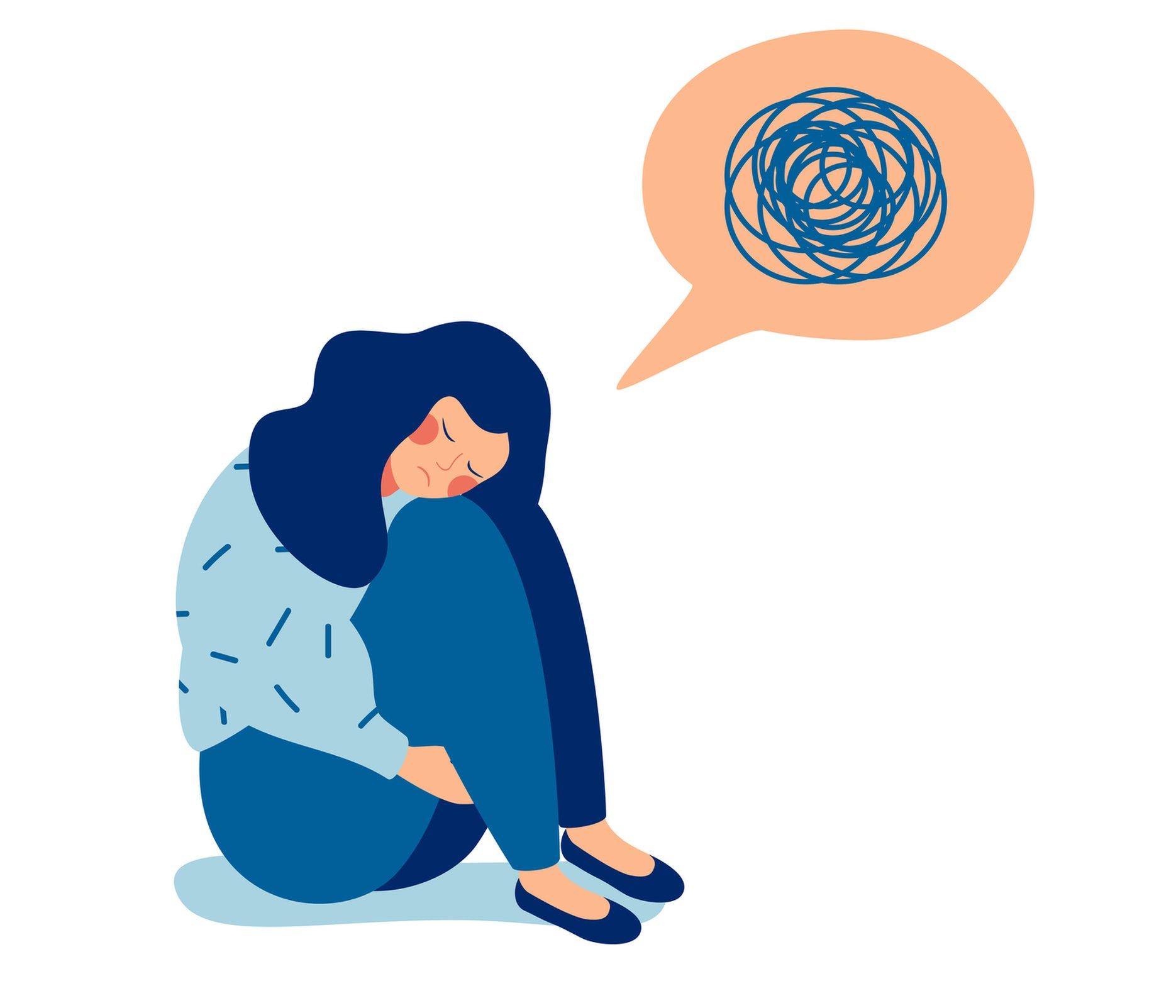 La depresión se puede manifestar de muchas maneras y con nombres muy diversos.