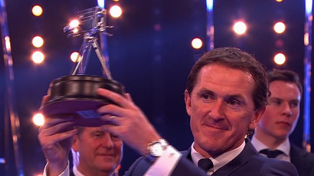 AP McCoy wins Sports Personality lifetime achievement award
