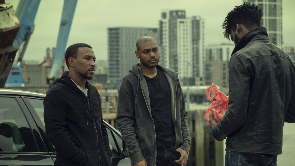 Robinson returns as Sully in the third series of Top Boy