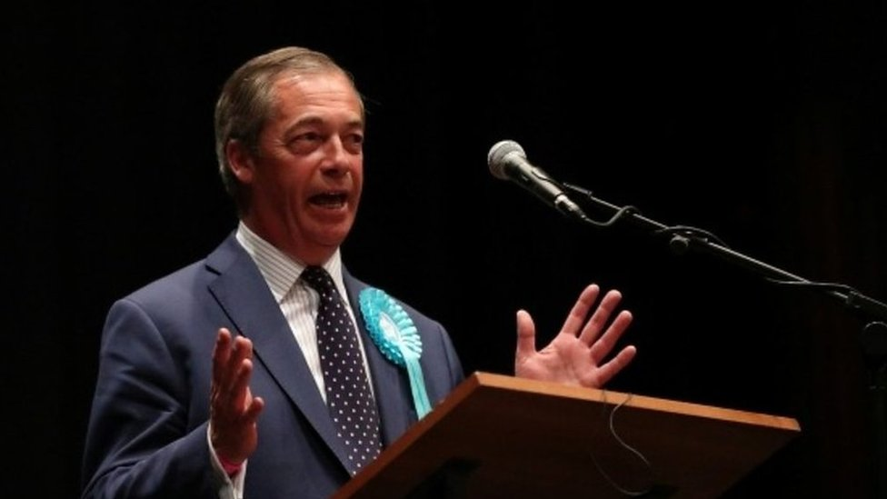 European elections 2019: Brexit Party tops South East poll