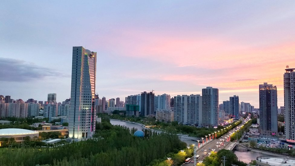 شينجيانغ