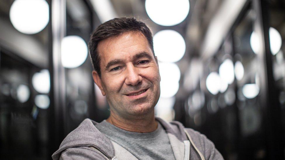 Diego Dzodan, fundador e CEO da Facily