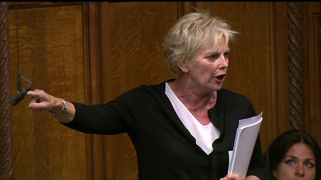 Tory MP Anna Soubry attacks 'wealthy' Brexiteers