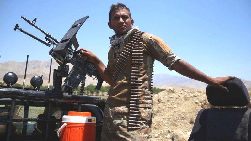 Afgan hükümetine bağlı birlikler, ABD raporuna göre Taliban saldırıları karşısında hazırlıksız yakalandı
