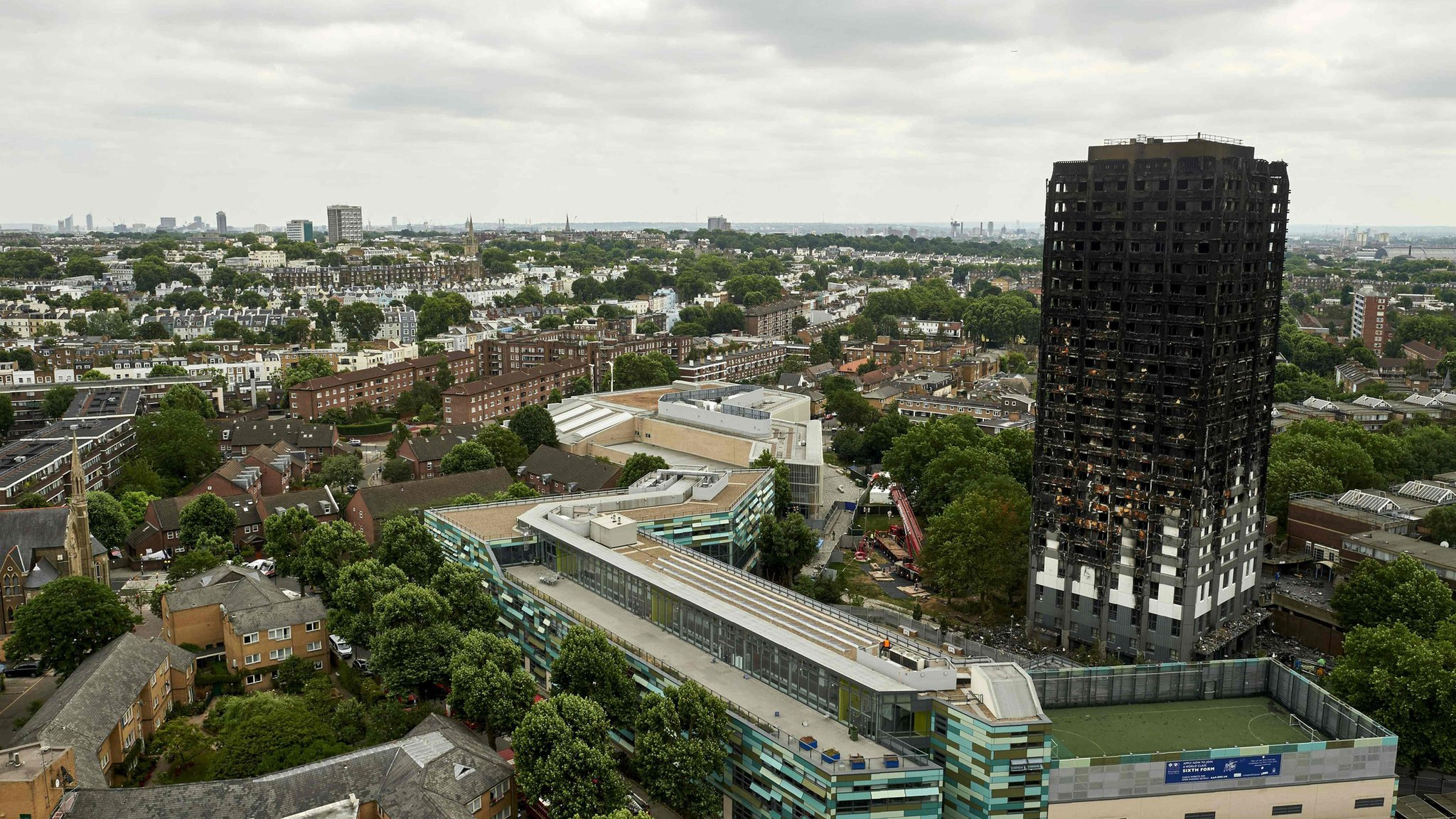 'Grenfell two in the post' if cladding not banned