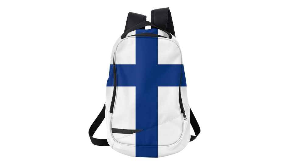 finnish backpack