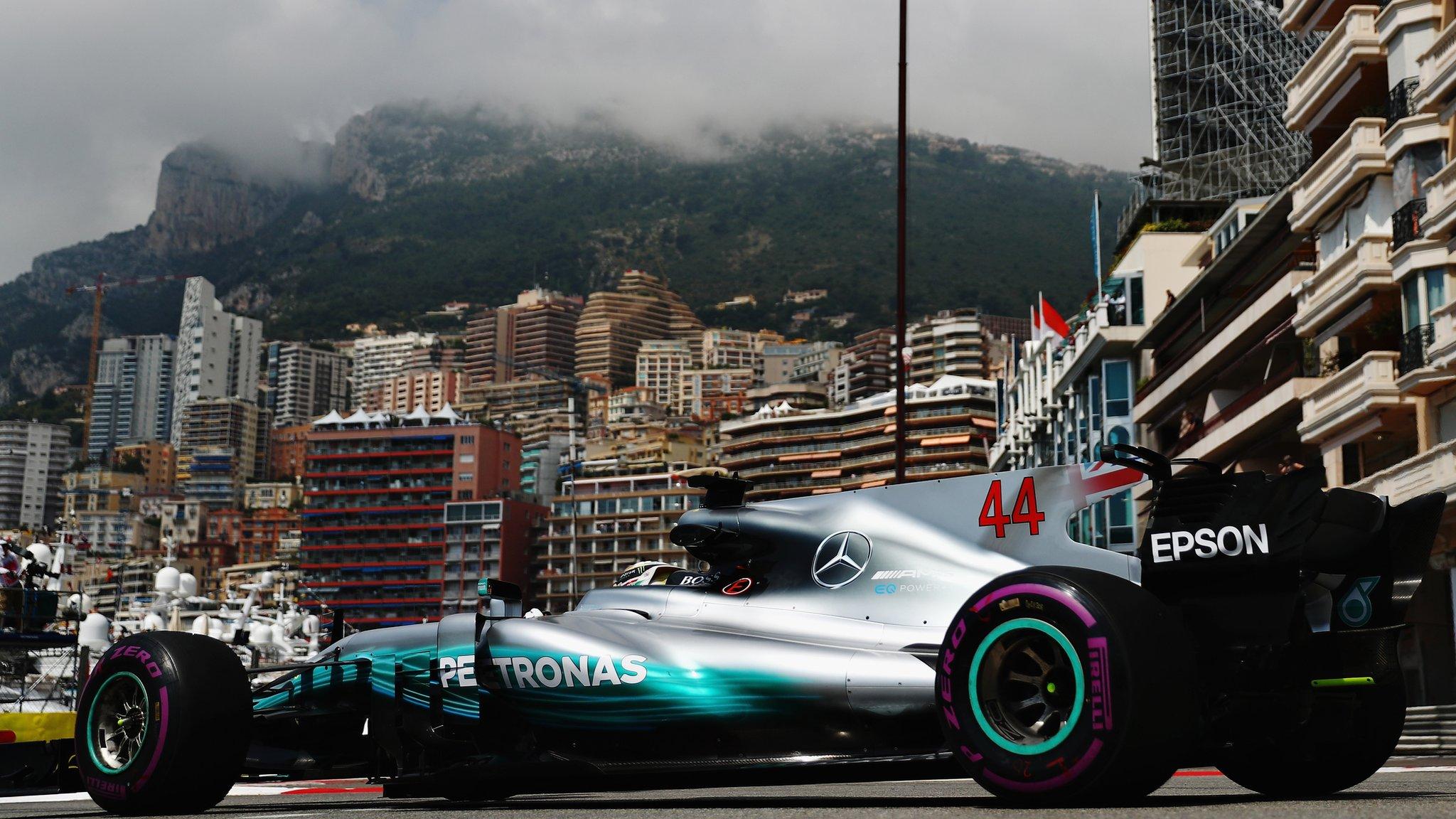 F1 on the BBC: Monaco Grand Prix radio & online coverage details