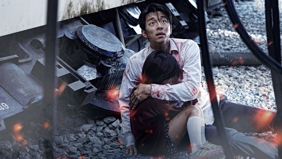 Best Horror Movies on Amazon Prime train to busan