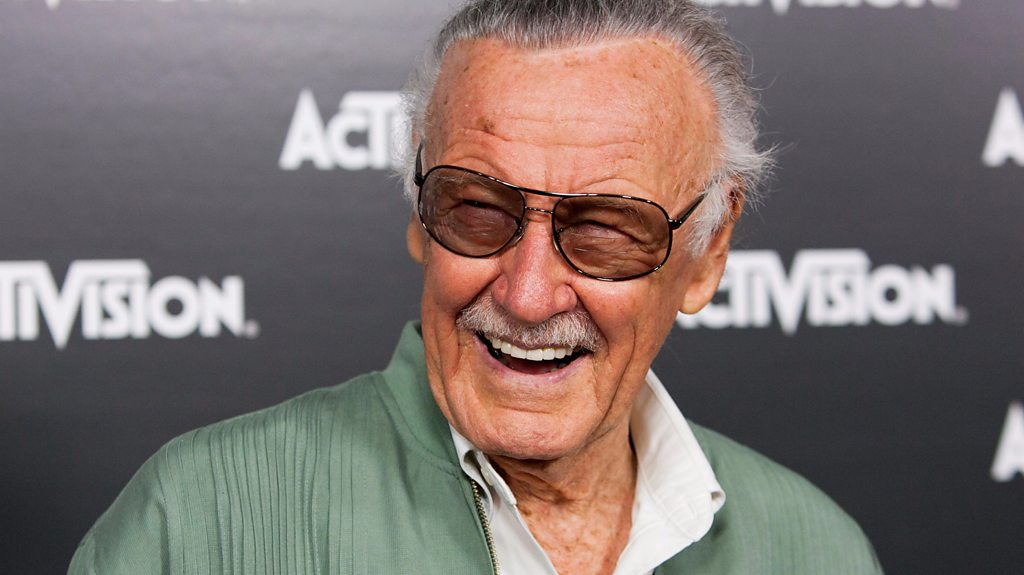 Stan Lee: The man behind the mask