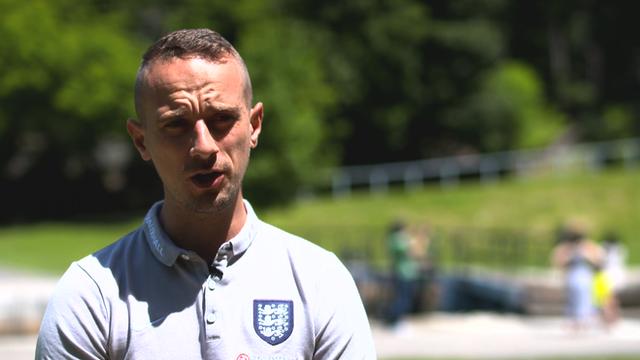 England boss Mark Sampson