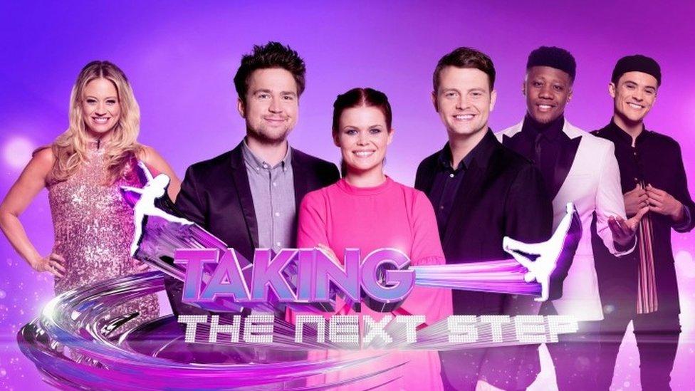CBBC show The Next Step