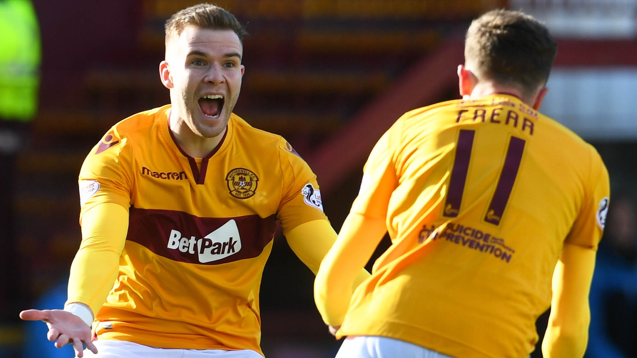 Motherwell 'won't wait around' for out of out-of-contract players - Robinson