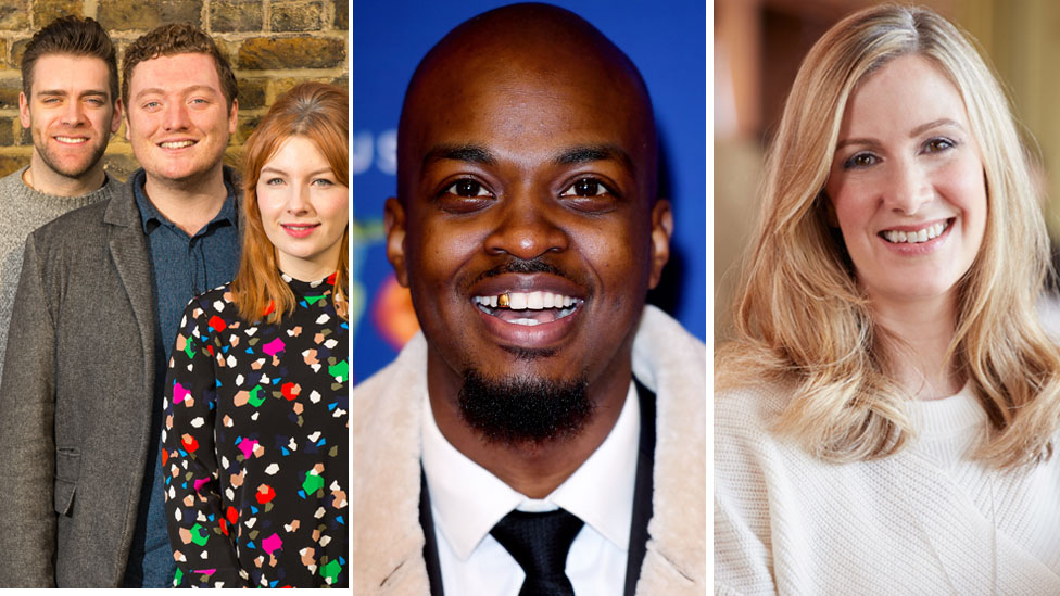 British Podcast Awards: George The Poet and Brexitcast win
