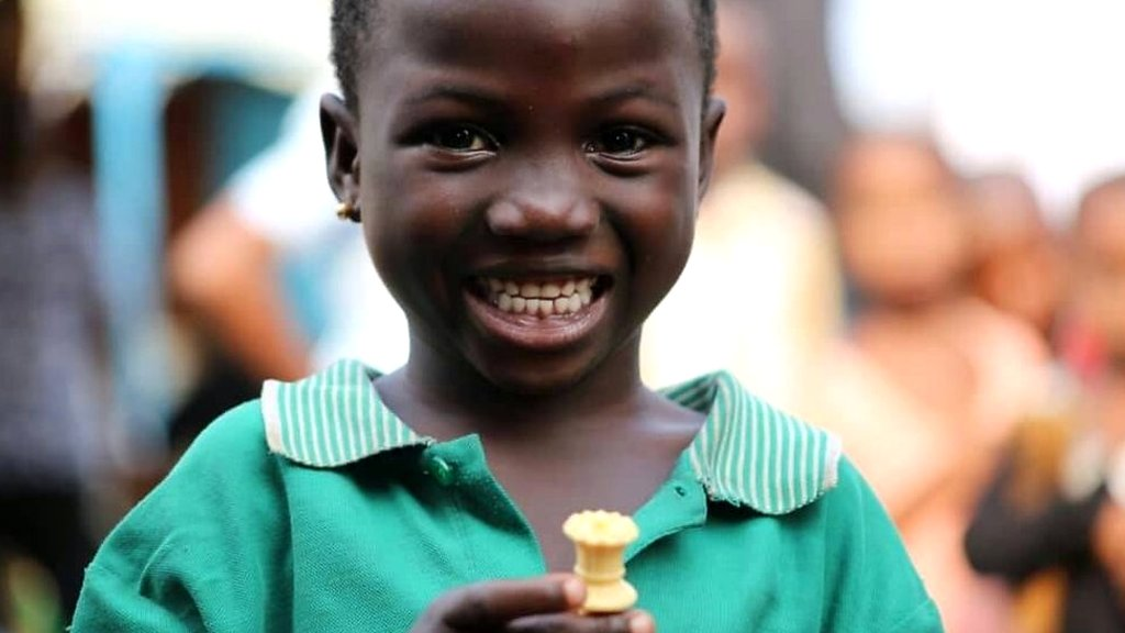 How chess in Nigeria's slums is changing young lives