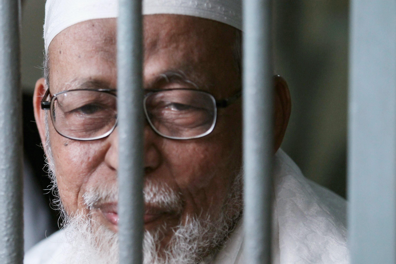 رجل الدين المتطرف أبو بكر باعشير
