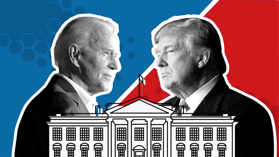 هل يتمكن بايدن من انتزاع عدد كاف من الولايات ليضمن فوزه بالانتخابات؟