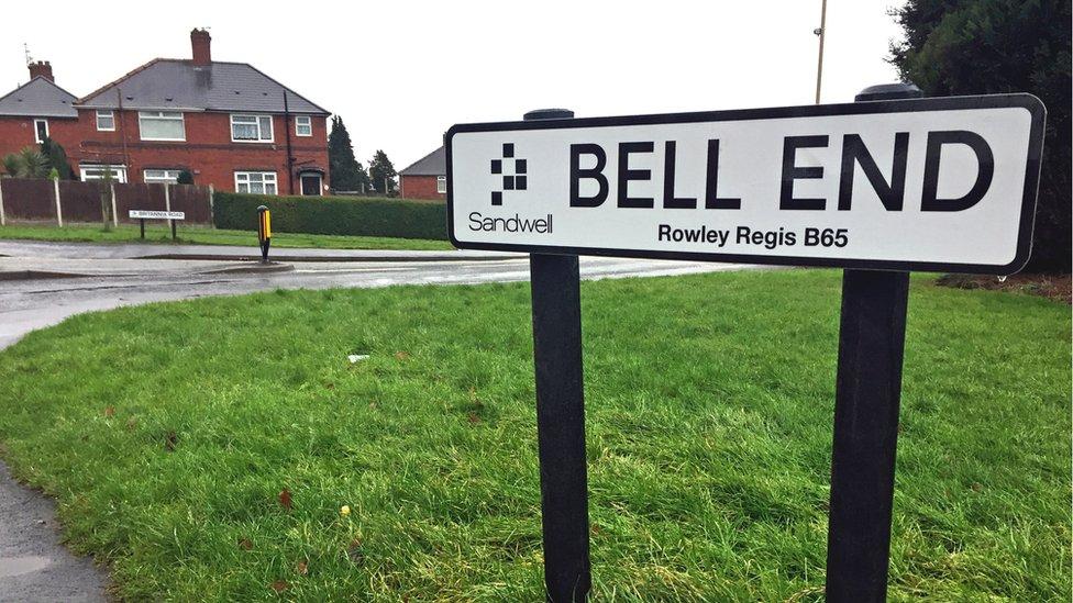Bell End, Rowley Regis