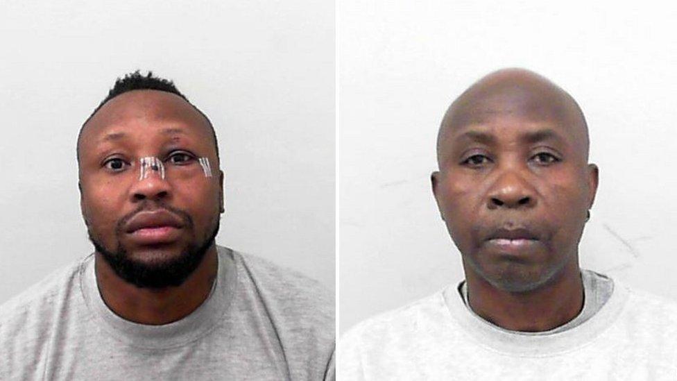 Two men jailed for Jamal Powell Bristol nightclub murder