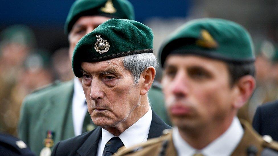 Scotland falls silent in remembrance