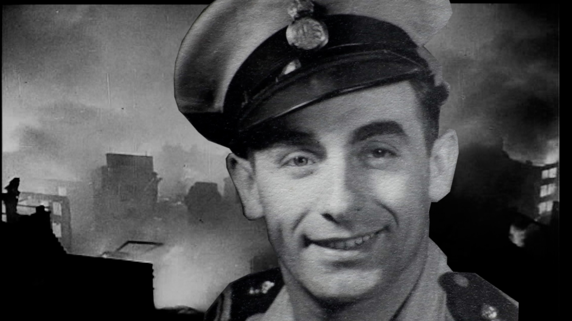 The 107-year-old who fought fires during the Blitz
