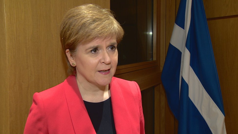 Nicola Sturgeon to issue Brexit and indyref2 update