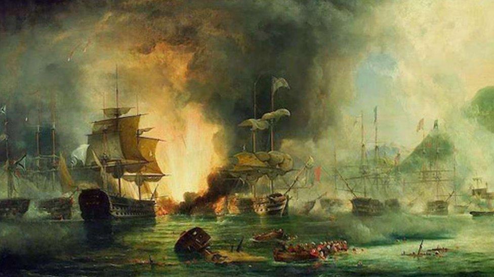 Navarin muharebesi