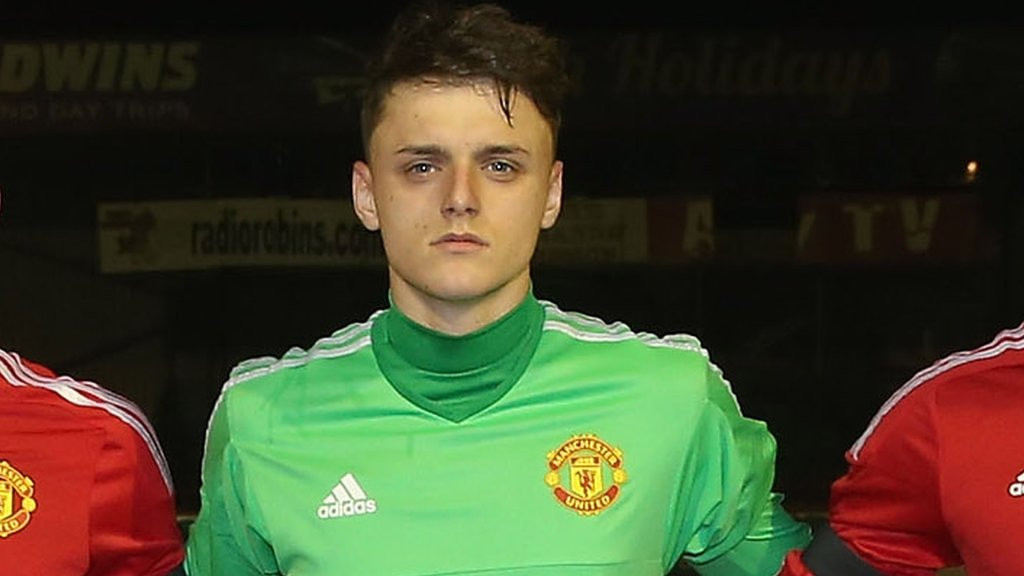 Oliver Byrne: Blackburn loan goalkeeper to Stevenage for rest of the season