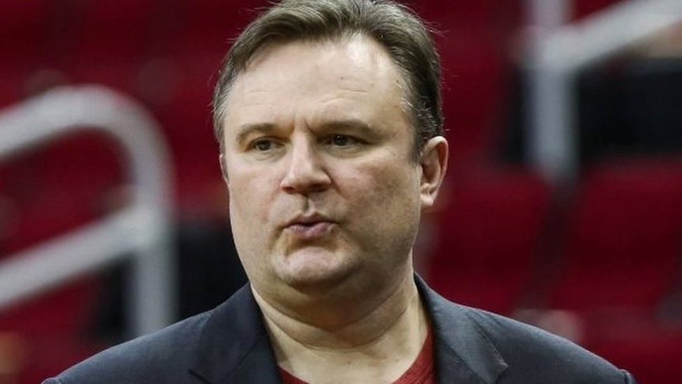 Daryl Morey, who has a degree in computer science, is regarded as an innovative figure in the NBA
