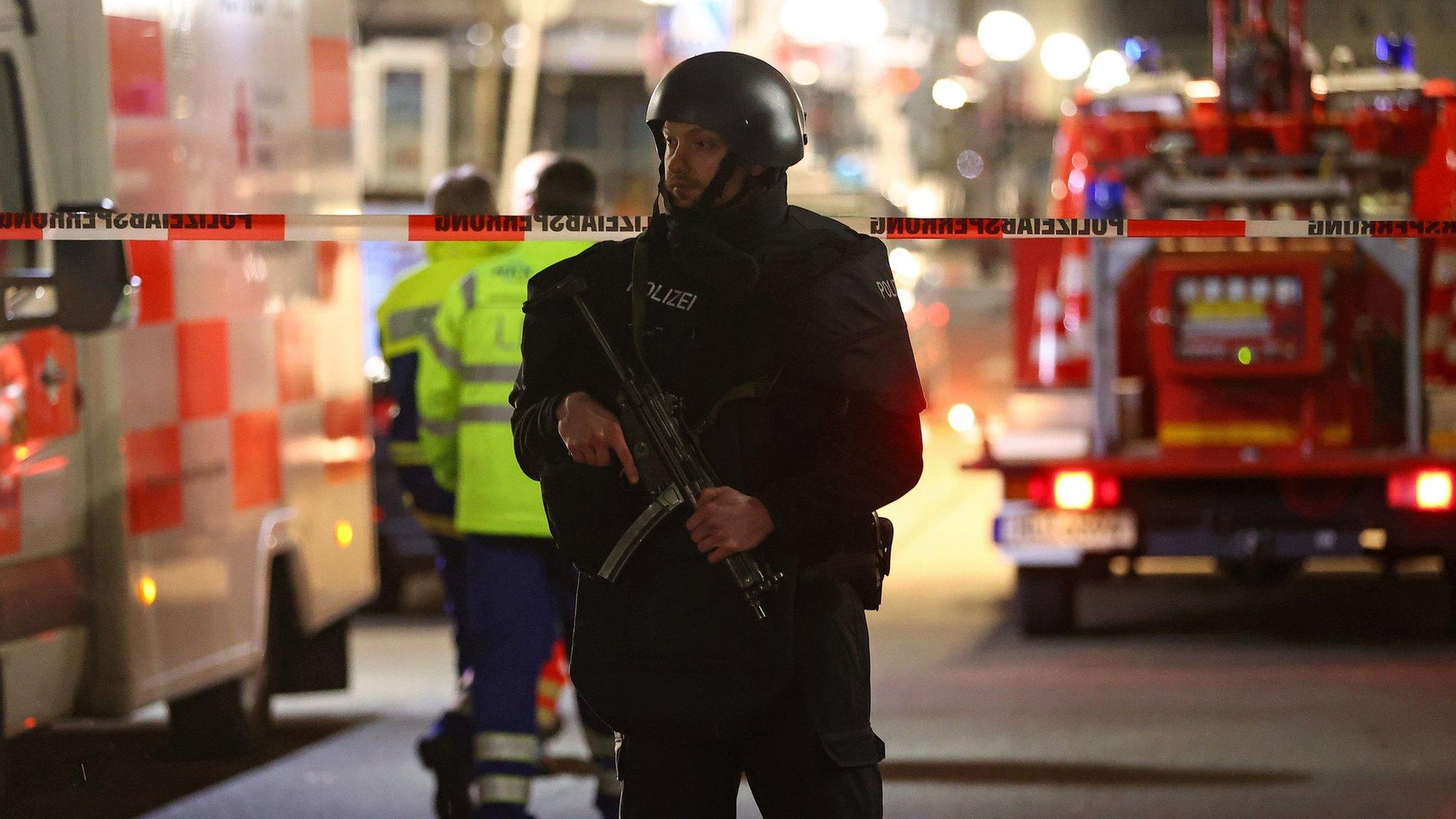 Стрельба в немецком городе Ханау: убито девять человек, подозреваемый найден мертвым