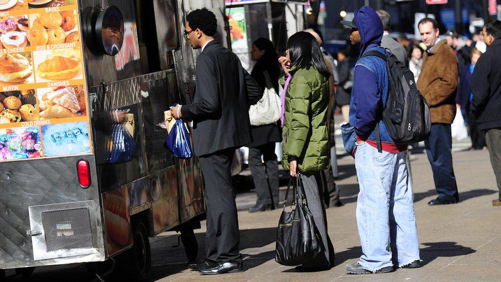 En ciudades como Nueva York, las opciones no faltan. Pero el tiempo a menudo sí.