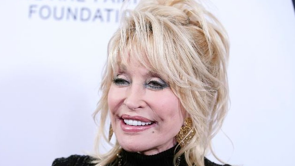How Dolly Parton is 'playing an important role in Covid battle' thumbnail