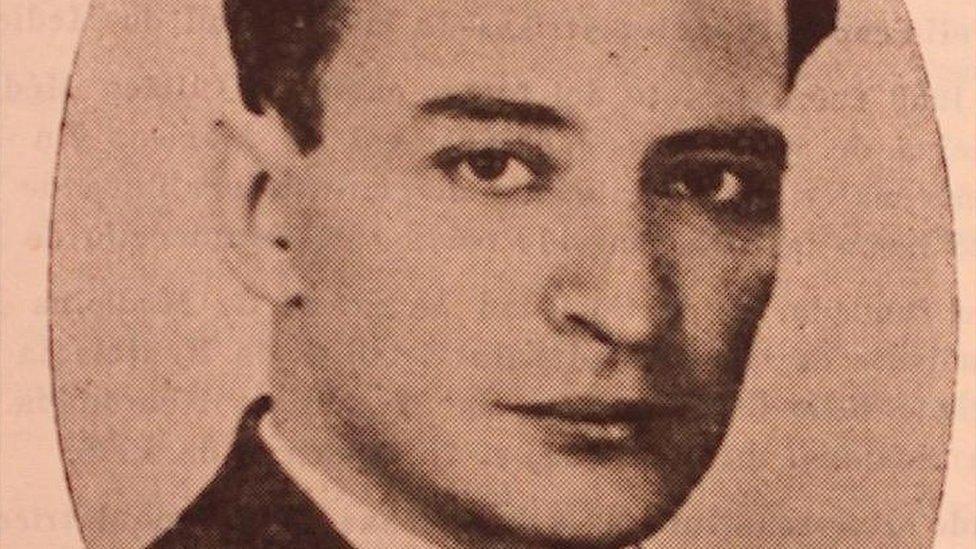 Leopoldo Salazar Viniegra, calificado a menudo de visionario.