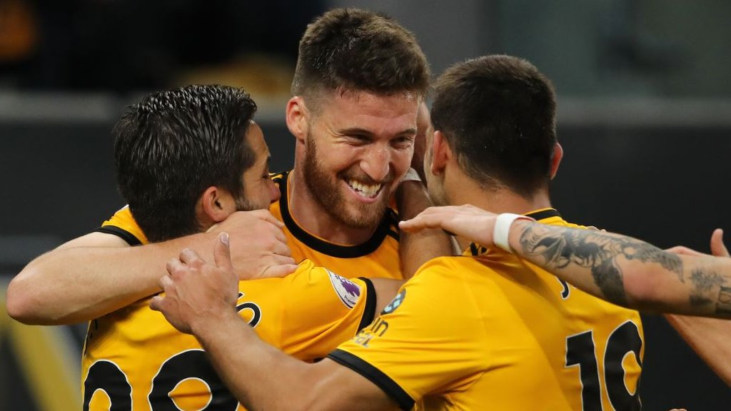 Superb Wolves dent Arsenal's top-four hopes