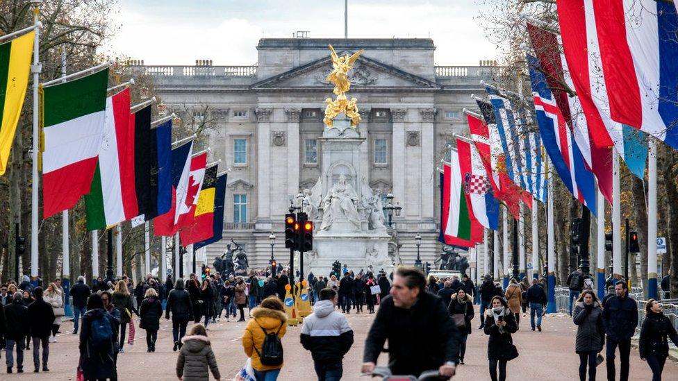 Londra'da NATO zirvesi için hazırlıklar sürüyor