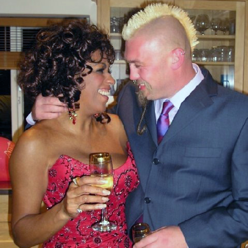 Sheila and Jon