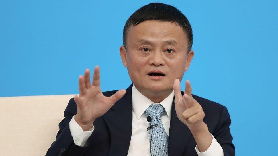 مؤسس شركة علي بابا الصينية
