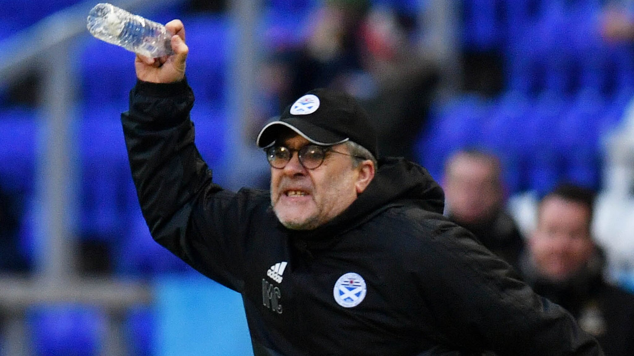 Greenock Morton 0-0 Ayr United: Honest Men miss chance to go top
