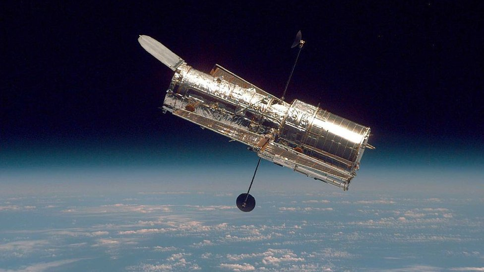 Telescopio Hubble