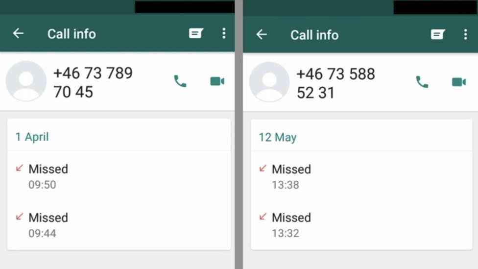 I Was A Victim Of The Whatsapp Hack Bbc News