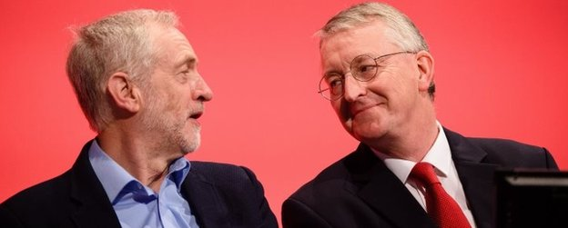 Corbyn and Benn