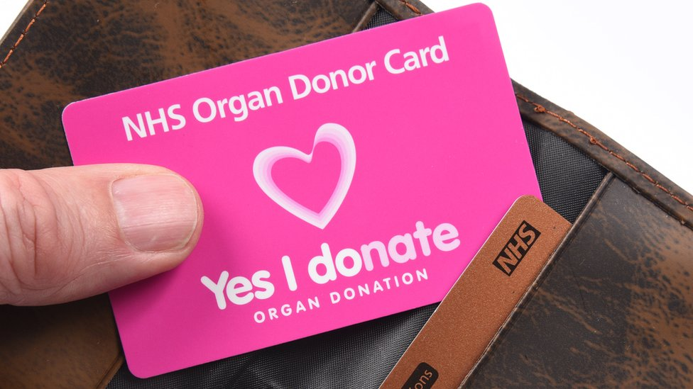 Organ donations rising across the UK