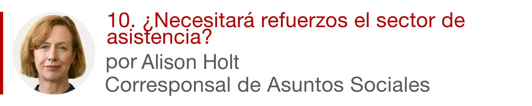 Etiqueta Holt