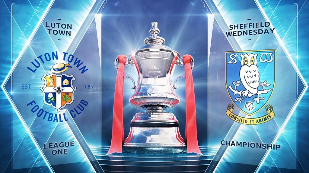 FA Cup: Luton Town 0-1 Sheffield Wednesday highlights