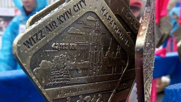 Через марафон у Києві перекриють вулиці